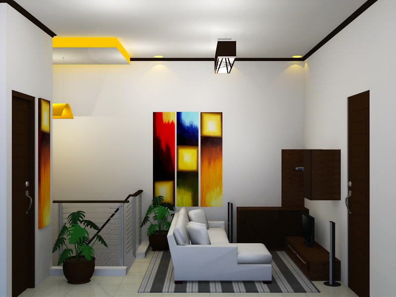 10 inspirasi design ruang tamu minimalis 2013 inspirasi for Design interior minimalis modern