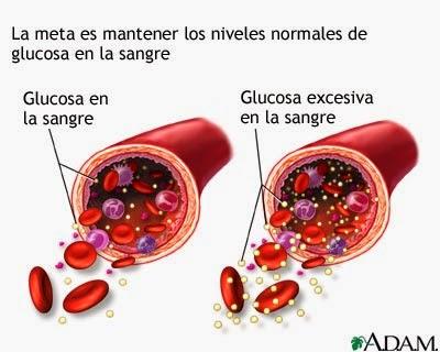 Síntomas agudos de la diabetes
