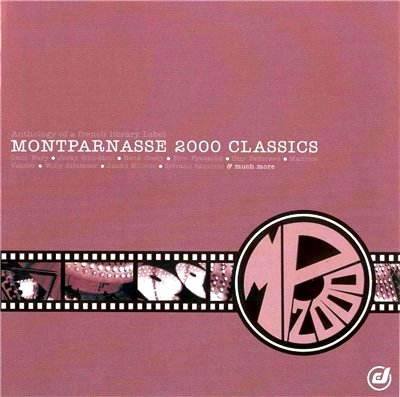 Funky frolic montparnasse 2000 classics various artists for Funky house classics 2000