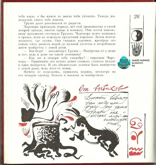 Список детских книг СССР советских старых из детства