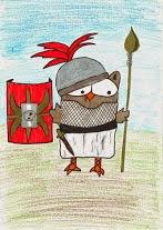 Webquest: Búho visita a los romanos