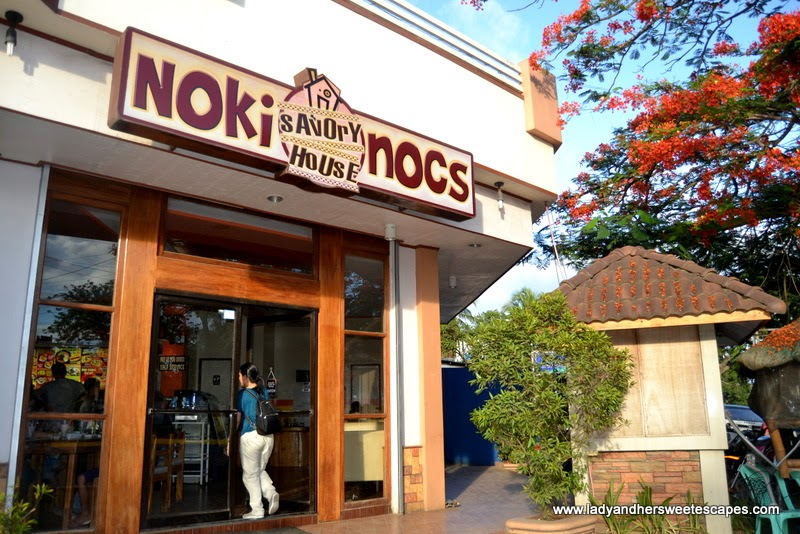 Noki Nocs Savory House in Puerto Princesa