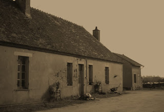 sacha kay simply living french france country campagne