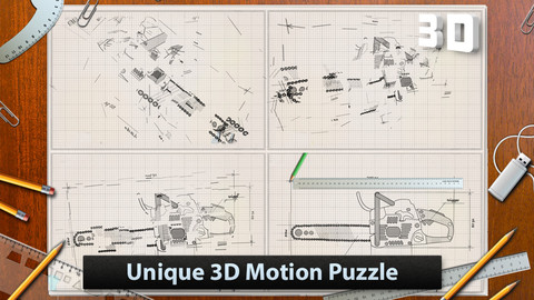 free Blueprint 3D APK + SD DATA Files 1.0 Version