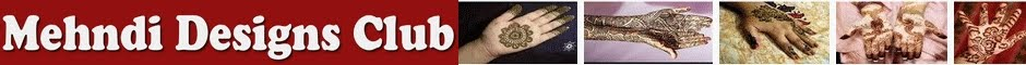 Mehndidesignsclub All About Mehndi Designs