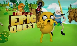 Finn and Jakes Epic Quest-HI2U Game PC