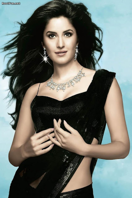 Katrina Kaif Wallpapers in Saree