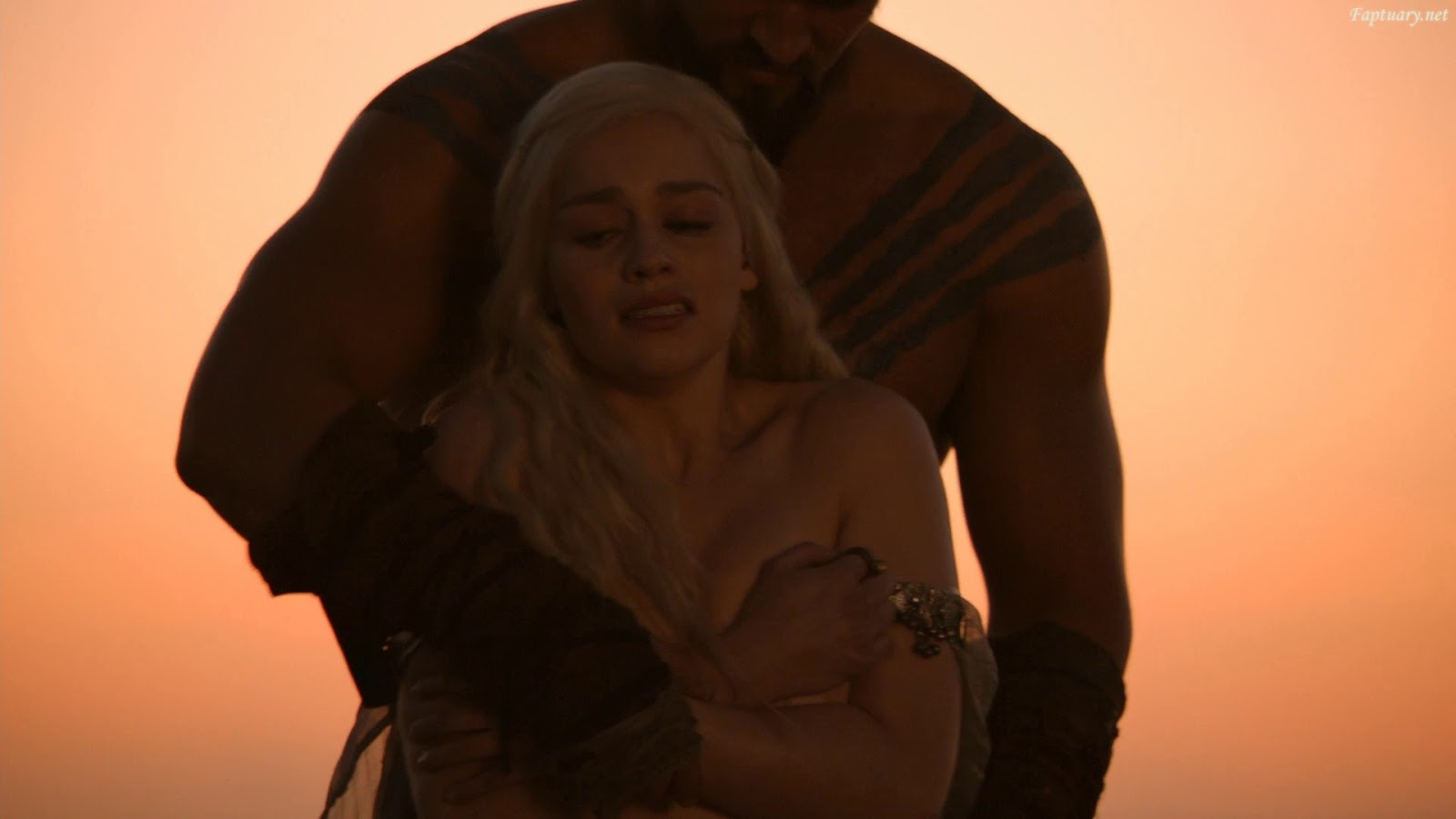 Emilia Clarke Sex Scan Porn Movies Game of Thrones