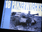 Review: Panzerwrecks 18 German armour at it's most wrecked and ruined..