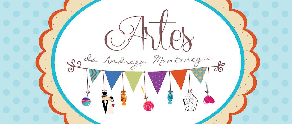 Artes da Andreza Montenegro