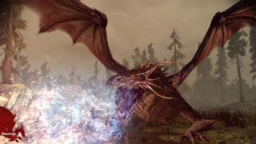 #47 Dragon Age Wallpaper