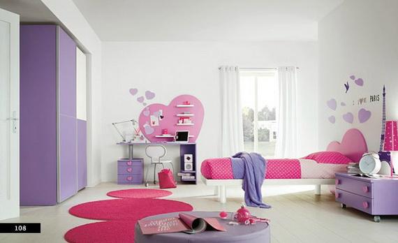 Dr les chambres color es pour les enfants d cor de - Chambre pour 2 enfants ...