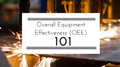 overall equipment effectiveness 101 OEE