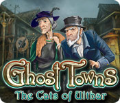 Ghost Towns: The Cats Of Ulthar STANDARD [FINAL]