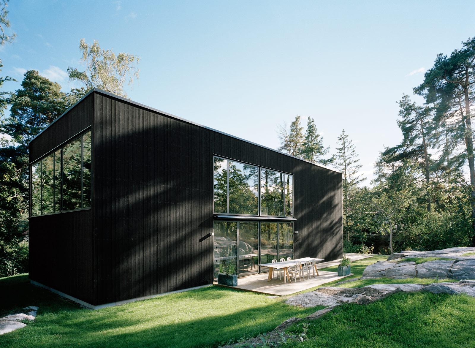 Conceptbysarah: moderne, schwedische architektur