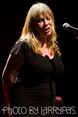 Crónica concierto Rickie Lee Jones Bilbao Noviembre 2011 por Larrypas