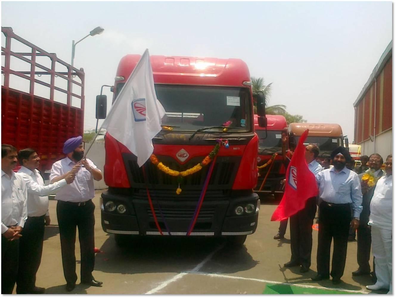 Mahindra Truck And Bus Mahindra Navistar