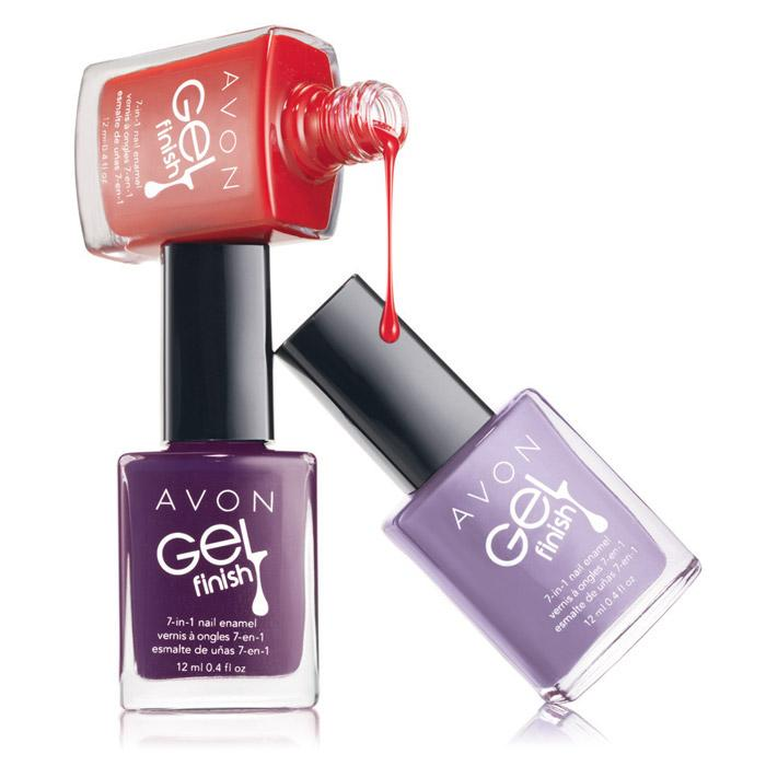 Avon catalog for Avon nail decoration tool