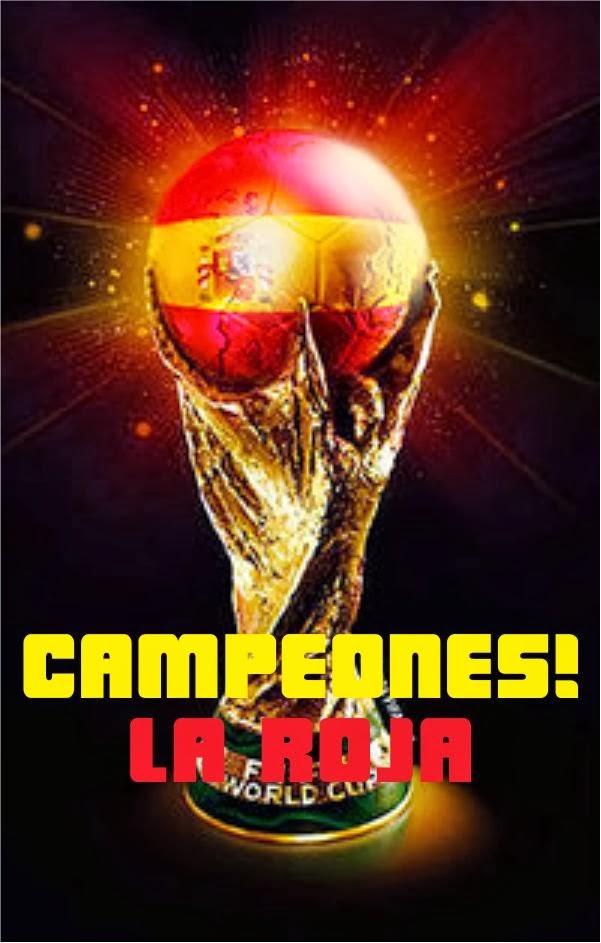 Campeones La Roja (2012)