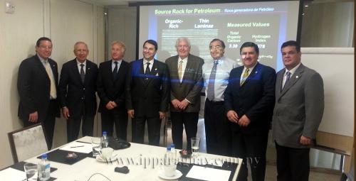 Franco: Con el petróleo se gestará nuevo sector productivo en Paraguay