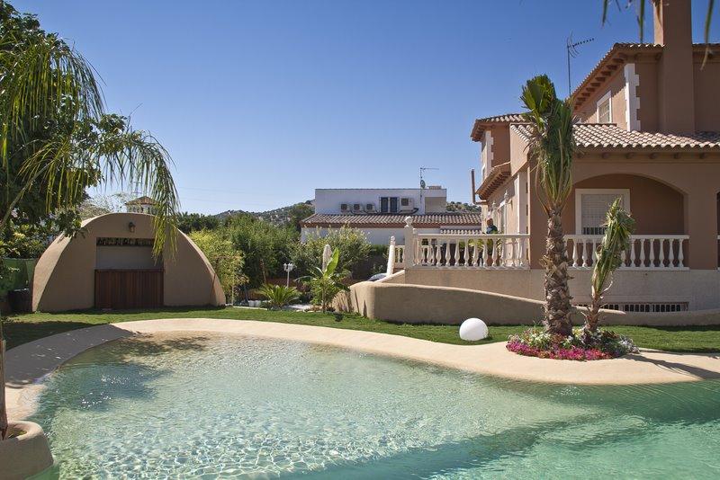 piscina de arena en andaluc a lucas gunitec