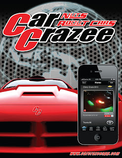 Free Apps For iPhone: CarCrazee By AppLabs Digital Studios Inc.