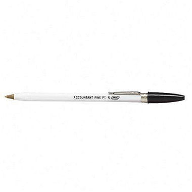 Bic Accountant Point Pen1