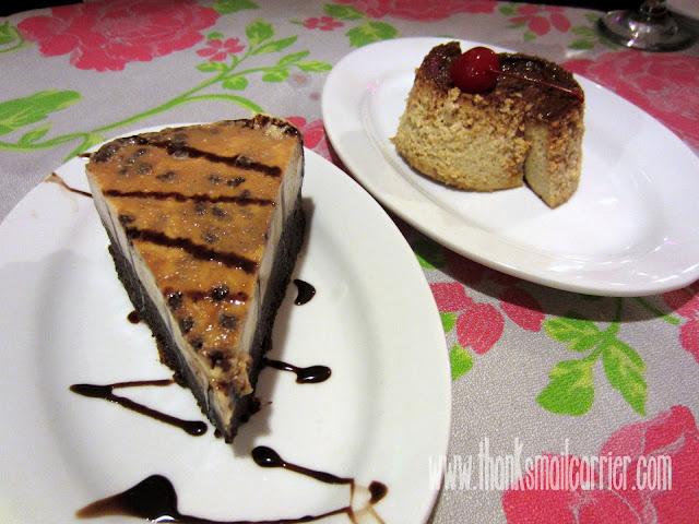 El Burrito Loco dessert