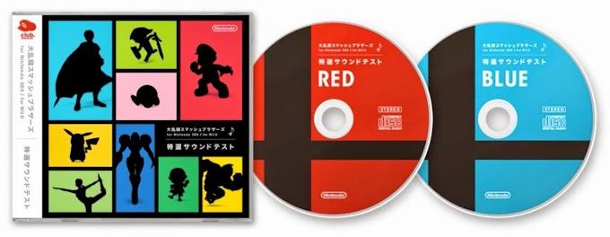 New Super Smash Bros. CD coming to NA