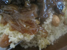 تْفَايَا/Tfaya Recipe or Caramelized Onions and Raisins / Tfaya Marocaine