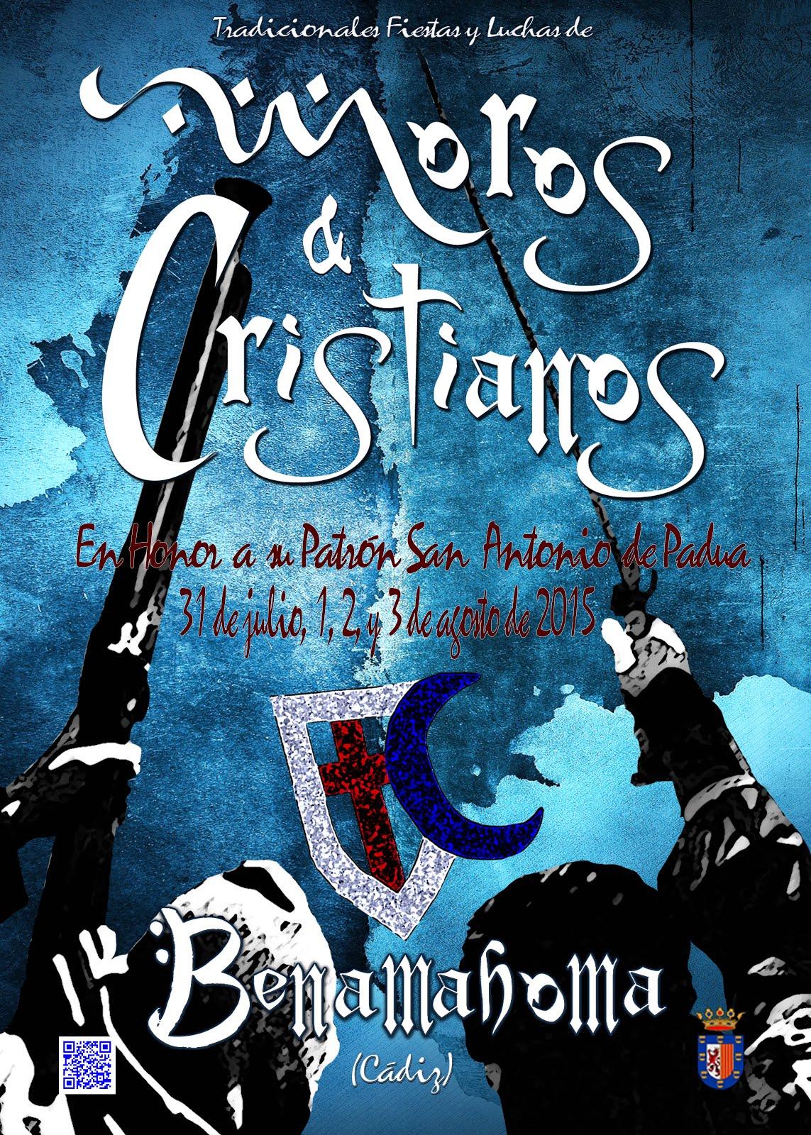 Fiestas de Moros y Cristianos 2015