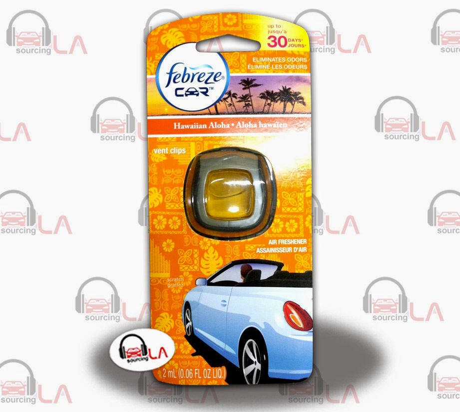 http://www.ebay.com/itm/Febreze-Car-Vent-Clips-Air-Freshner-Odor-Elimintor-Hawaiian-Aloha-LOTOF8-/141474334986