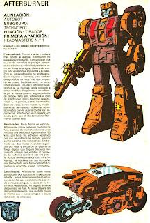 Afterburner (ficha transformers)