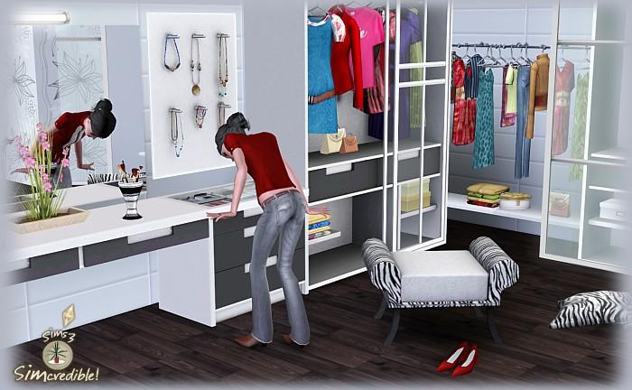 Мебель для Sims 3. Категория.