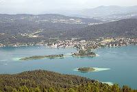 view from Pyramidenkogel Austria