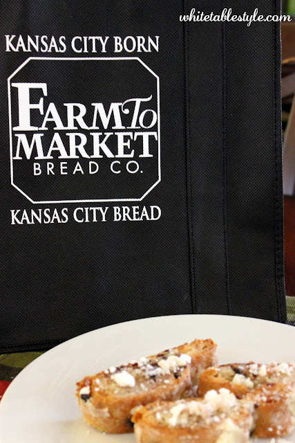 Farm to Market Bread Co Holiday Bread