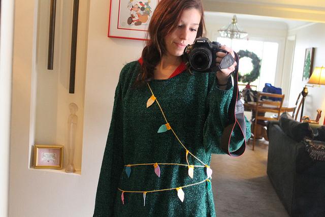 diy ugly christmas sweater - Diy Christmas Sweater