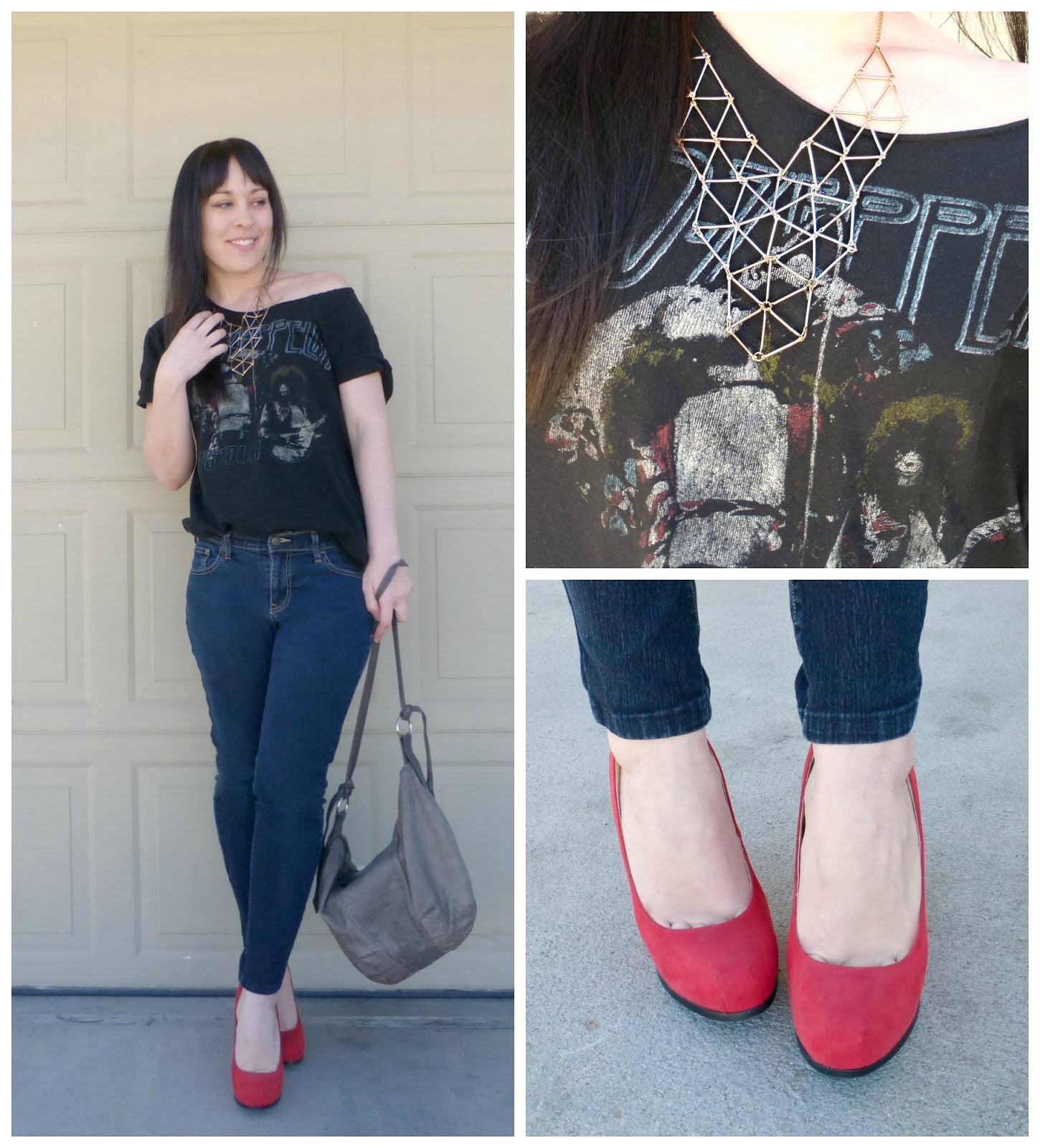remixing diy slouchy tee shirt tutorial