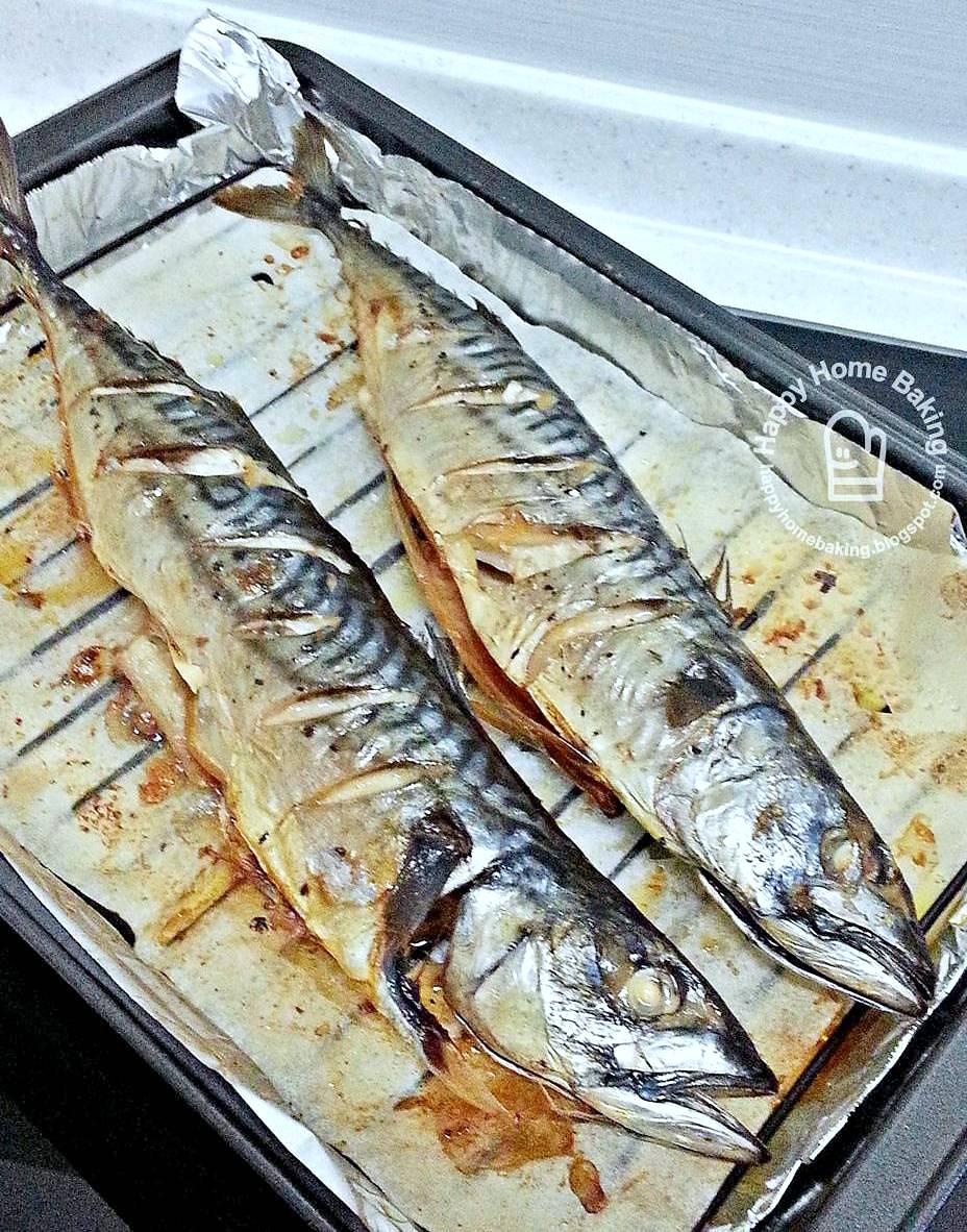 How to cook mackerel in the oven 88