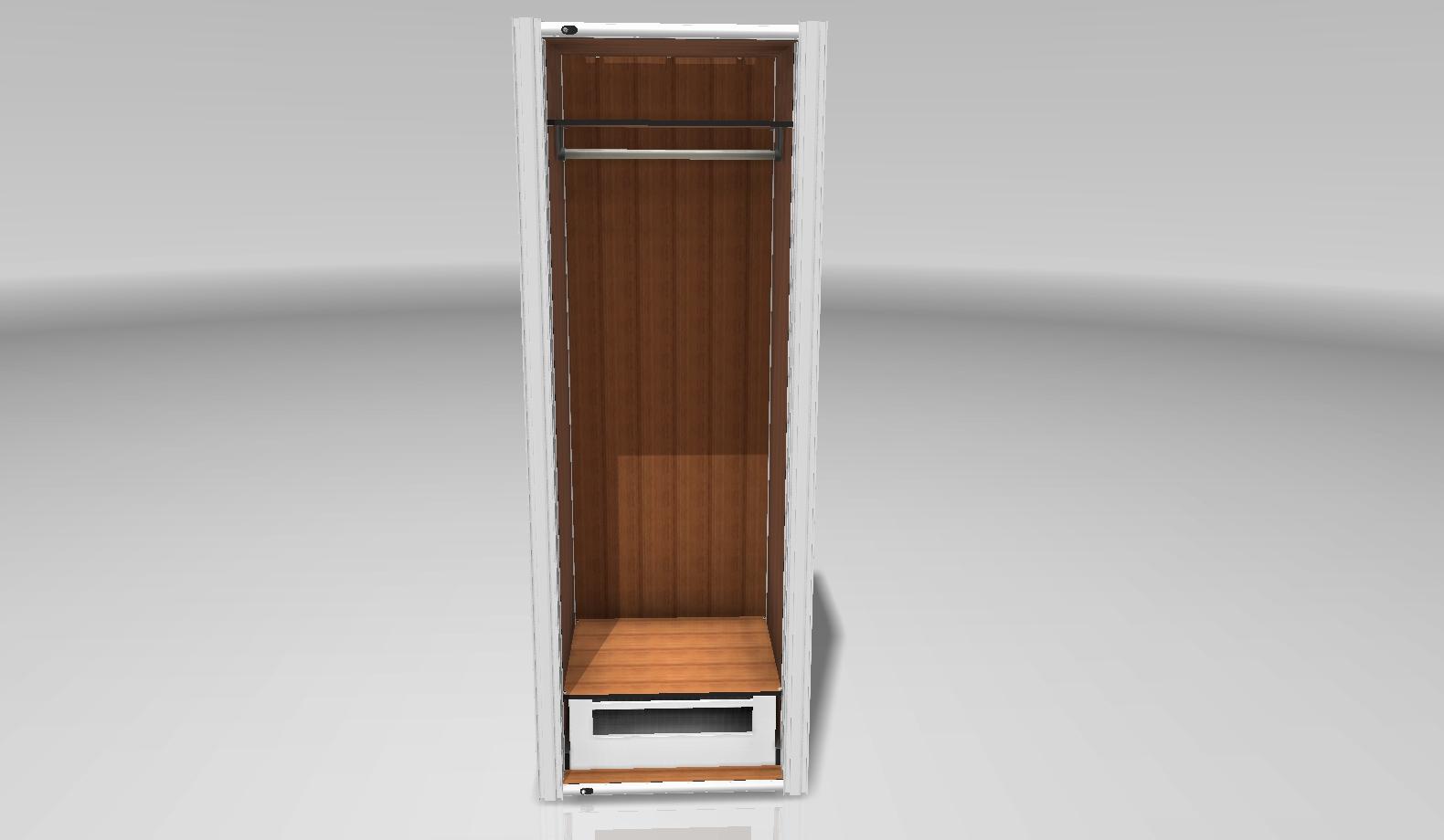 Dress a way modulaire kasten en dressings op maat - Coulissan deur je dressing bladeren ...