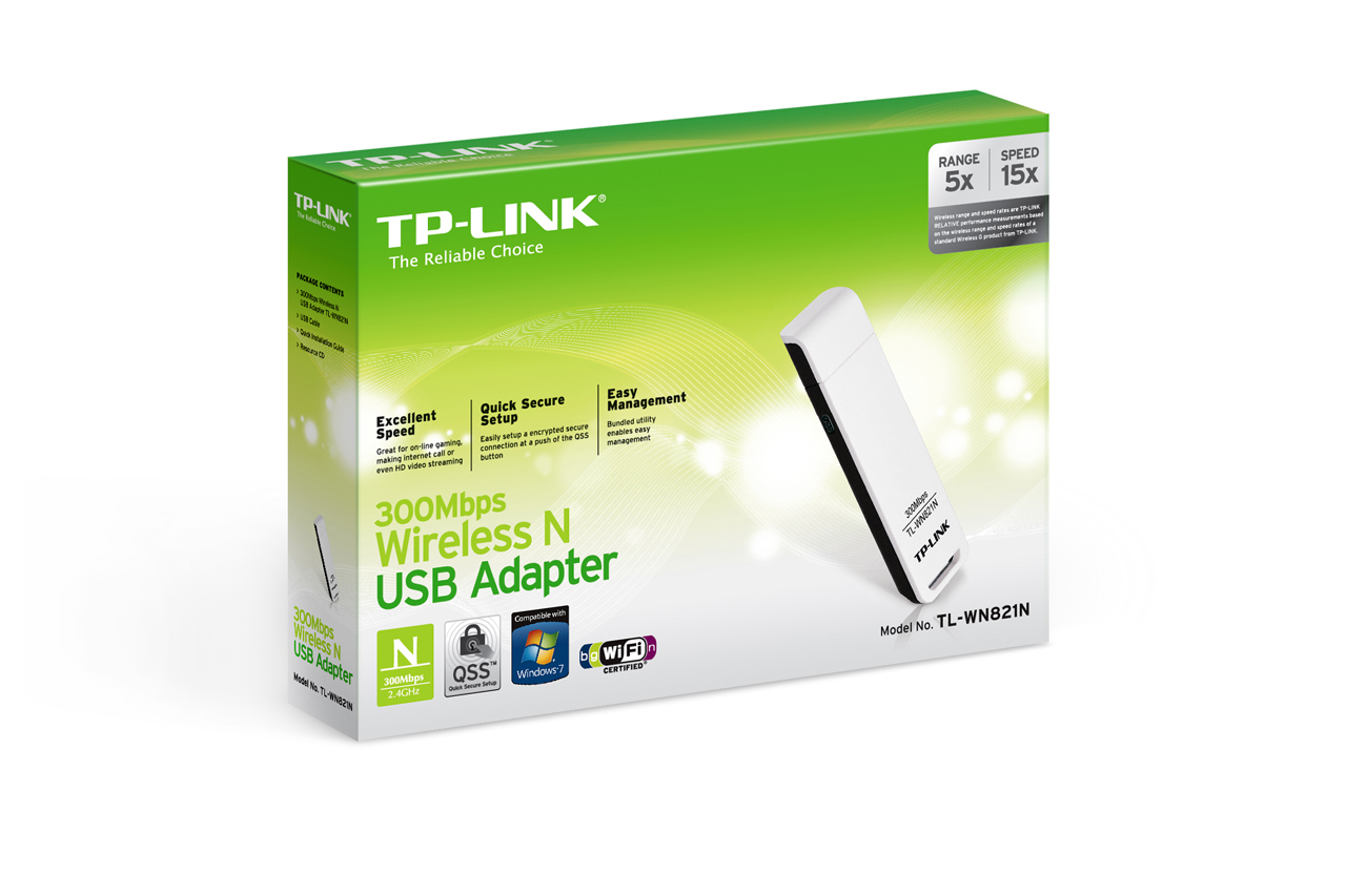Tp Link Tl Wn821n 11n Wireless Adapter Driver Download