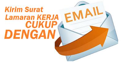 cara kirim surat lamaran via email terbaru