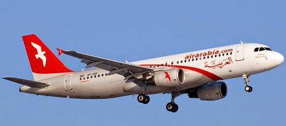 Transport aérien. Air Arabia lance 2 vols hebdomadaires Naples-Casablanca