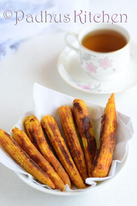 recipe: baby corn fry padhuskitchen [3]
