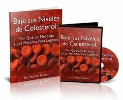 Baje sus Niveles de Colesterol