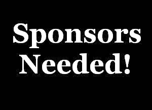 Sponsorships Are Welcome!