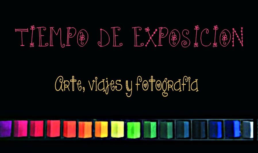 TIEMPO DE EXPOSICION