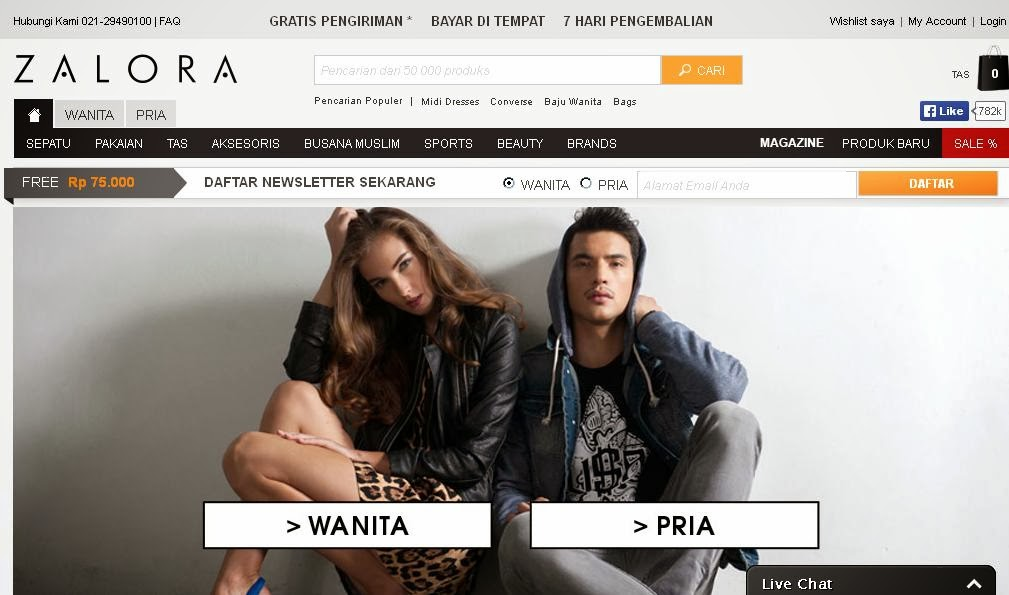 www.zalora.co.id