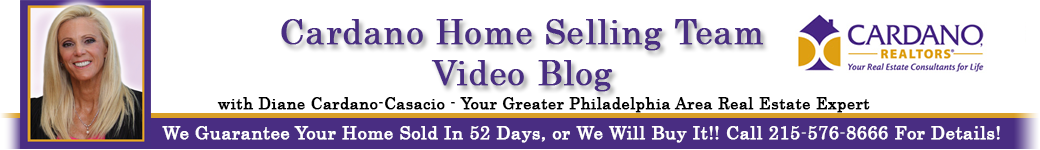 Abington Real Estate Video Blog with Diane Cardano