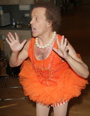 Richard Simmons Wiki & Hot Photos